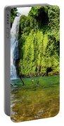 Bioko Waterfall Portable Battery Charger