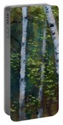 Birch Portrait II Portable Battery Charger