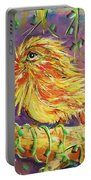 Bird In Nature Portable Battery Charger