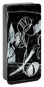 Black Ivory Issue 1b17a Portable Battery Charger