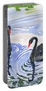 Black Swans - Soulmate Portable Battery Charger
