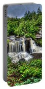 Blackwater Falls, Blackwater Falls State Park, West Virginia Portable Battery Charger