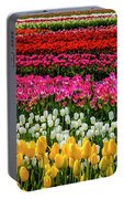 Blazing Tulips Portable Battery Charger