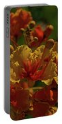 Blooming Away Portable Battery Charger
