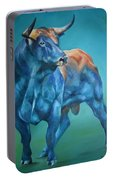 Blue Bull Portable Battery Charger