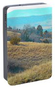 Blue Butte Prairie Reverie Portable Battery Charger