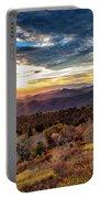 Blueridge Mountain Sunburst Portable Battery Charger
