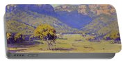 Bluffs Of The Capertee Valley Portable Battery Charger