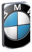 Bmw Emblem Portable Battery Charger