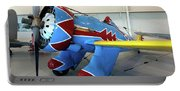 Boeing P-26 Peashooter Portable Battery Charger