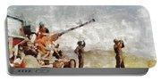 Bofors, Desert War, Wwii Portable Battery Charger