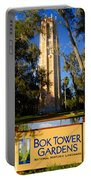 Bok Tower Gardens Poster A Portable Battery Charger