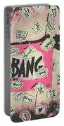 Boom Crash Bang Portable Battery Charger