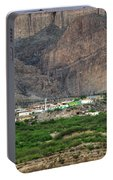 Boquillas Mexico Portable Battery Charger