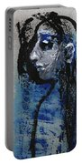 Boy In Blue Portable Battery Charger