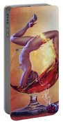 Brandy Girl Portable Battery Charger
