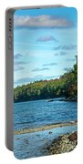 Bras D'or Lake, Cape Breton Nova Scotia, Canada Portable Battery Charger