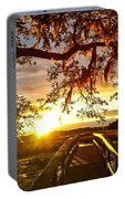 Breaking Sunset Portable Battery Charger