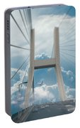 Bridge In The Clouds Portable Battery Charger
