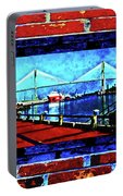 Bridges And Walls  Portable Battery Charger