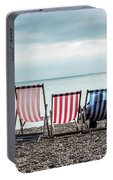 Brighton Beach Chairs Portable Battery Charger