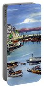 Brixham Harbour Portable Battery Charger