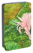 Bromeliadf Portable Battery Charger