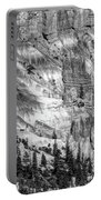 Bryce Canyon National Park Bw Portable Battery Charger