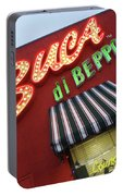 Buca Di Beppo Portable Battery Charger