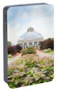 Buffalo Botanic Gardens Conservatory Portable Battery Charger