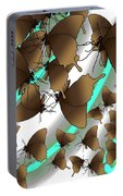 Butterfly Patterns 2 Portable Battery Charger
