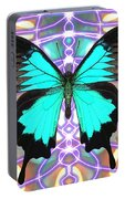 Butterfly Patterns 20 Portable Battery Charger