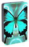 Butterfly Patterns 22 Portable Battery Charger