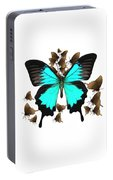 Butterfly Patterns 25 Portable Battery Charger