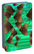 Butterfly Patterns 3 Portable Battery Charger
