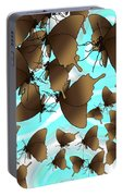Butterfly Patterns 6 Portable Battery Charger
