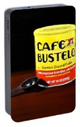 Cafe Bustelo Portable Battery Charger