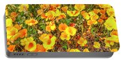 California Poppies - 2019 #3 Portable Battery Charger