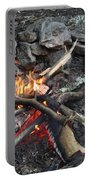 Camp Fire Portable Battery Charger