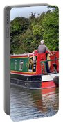 Canal Boat Portable Battery Charger