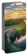 Canal Sunrise Portable Battery Charger