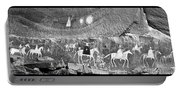 Canyon De Chelley Pictographs Portable Battery Charger