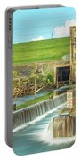 Canyon Lake Spillway Portable Battery Charger