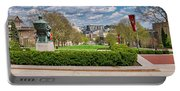 Capitol - Madison - Wisconsin From Bascom Hall Portable Battery Charger
