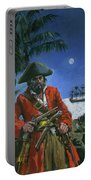Captain Kidd Portable Battery Charger