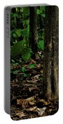 Cedar Trees Portable Battery Charger