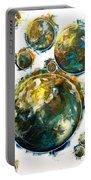 Celestials - Interstellar I Portable Battery Charger by Joel Tesch