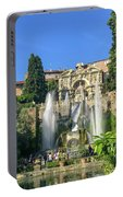 Fountain Of Neptune Portable Battery Charger