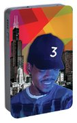 Chance Chicago Portable Battery Charger