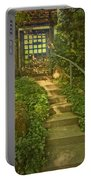 Chateau Montelena Garden Stairway Portable Battery Charger